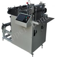 China Weight 200KGS Rotary Press Automatic Foil Stamping Machine for Pvc Mylar Film on sale