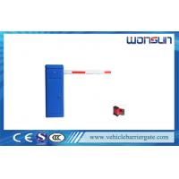 Buy cheap Electronic Boom Barrier Gate System Barrier Arm Gates For Car Parking Lot product