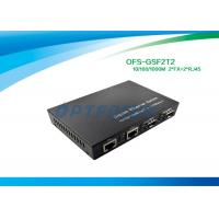 Buy cheap 2 Port Gigabit Ethernet Switch 10 / 100mbps product
