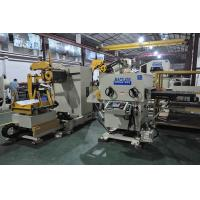 Buy cheap Precision Roller Feeder Device Decoiler Straightener Feeder Zinc Based Alloy Stamping product