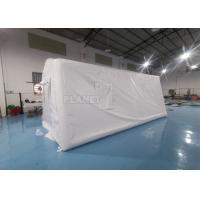 Buy cheap Emergency Isolation Inflatable Medical Tent 0.9mm PVC Tarpaulin product