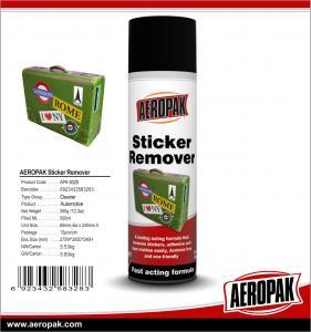 Buy cheap Aeropak 500ml Sticker Remover product