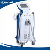 Buy cheap Multi Spot Professional Laser Hair Removal equipment / Acne Pigmentation Removal product