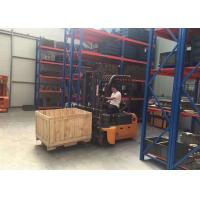Buy cheap Electric Warehouse Forklift Trucks 6200mm Lift Height With Advanced AC Control System product