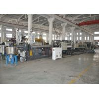 Buy cheap Automated DWC Pipe Machine , High Speed DWC Pipe Extrusion Line from wholesalers