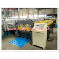Buy cheap Longspan Aluminium Roofing Sheet Forming Equipment for Production of Metral Roof Panels product