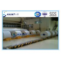 Buy cheap Customized Paper Reel Roll Handling Systems Heavy Duty ISO 9001 Certification product