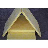 Buy cheap Fire Proof Glass Wool Sound Insulation Board 96 Kg/m3 , Rock Wool Blanket product