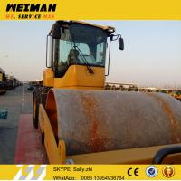 China SDLG road roller RS8140 mechanical single-drum vibratory 14ton adopting VOLVO technology  for sale on sale