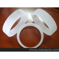 Buy cheap Frost High Purity Quartz Rings Fused Silica Hoop For Industry Lab product