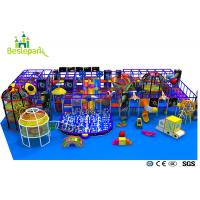 Buy cheap Pre - School Play And Party Indoor Playground , Indoor Bouncing Playgrounds product
