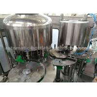 Buy cheap Silver Gray 5L Water Bottle Filling Machine 2.2KW Motor Power For Plastic Bottled Water product