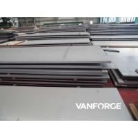Buy cheap 325HBW Hardened Steel Plate , Hot Rolled Steel Plate Wear Resistant Smooth Surface product