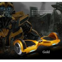 Buy cheap New Mini Self Balancing Electric Unicycle Scooter two wheels Aluminum Gold from wholesalers