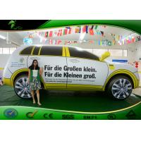 Buy cheap Advertising Inflatable Shapes Car Model 6.5M Long Inflatable SUV Car Replica product
