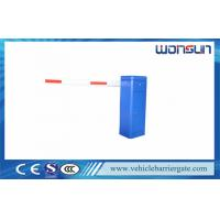 Buy cheap OEM 6 Meters Auto Barrier Gate System Factory Entrance Gate In Blue product