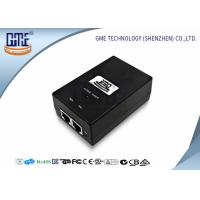Buy cheap Tablet POE Power Adapter , Powered Ethernet Adapter 96V - 264V AC product