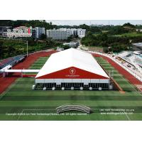 China 1000 People Waterproof Outdoor Party Tents With Aluminum Alloy 6061 / T6 Frame on sale