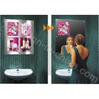 Buy cheap Multi-Pictures Acrylic Magic Mirror Light Box (MLB-CY-SG4) product