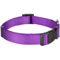 Buy cheap Solid Color Regula Martingale Adjustable Nylon Dog Collar product
