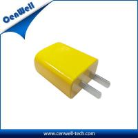 Buy cheap cenwell colorful 5v1a usb travel charger product