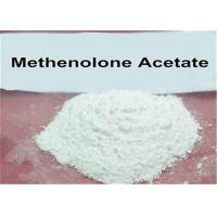 Buy cheap CAS 434-05-9 Methenolone Acetate Raw Steroid Powders Safe Muscle Building Steroids from wholesalers