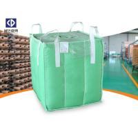 Polypropylene FIBC Bulk Bags / Baffle Bag With Inner Bag Color Customized