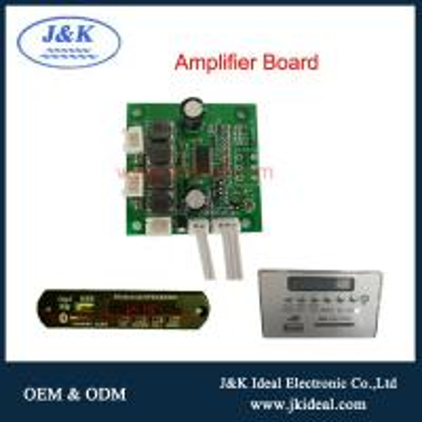 usb sd fm radio hifi mp3 player tube amplifier speakers kit
