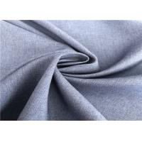 Quality 2/2 Twill Weft Stretch Blue Outdoor Fabric Coated Waterproof Fabric For Winter for sale