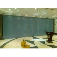 Buy cheap Moving Room Dividers Aluminium Soundproof Folding Partition Gymnasiums product