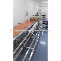 China Bus bar polyster film forming machine, mylar forming machine, Busbar numerical mylar film machine on sale