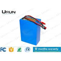 Buy cheap Custom Rechargeable Battery For Panasonic / 36V Lithium Battery For Electric Scooter product