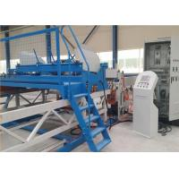 Buy cheap Construction Reinforcing Mesh Welding Machine High Efficiency 2.5mm Wire Diameter product