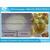 Buy cheap Test Cypionate Muscle Buidling Steroids Anabolic Powder Testosterone Cypionate from wholesalers
