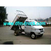 China  Euro3  4x2 Dongfeng Mini Dump Truck 54HP EQ3022S Tipper Truck  for sale
