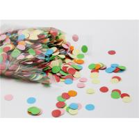 Buy cheap Small Round Gummed Paper Spots Bio - Degradable For Handwork Party Decoration from wholesalers
