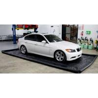 Buy cheap Commercial Car Water Containment Mat Easy Clean PVC Tarpaulin Inflatable Wash Pads product