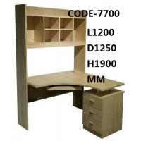 Buy cheap computer desk with shelf from wholesalers
