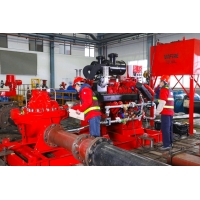 Buy cheap Split Case Fire Pump Fire Fighting Pumps 2000GPM Centrifugal Fire Pump Ul Fm from wholesalers