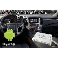 Buy cheap Android 6.0 Video Interface Navigation System for GMC Yukon Denal 2014-2018 Waze from wholesalers