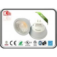 Buy cheap 650LM COB 7W MR16 LED Spotlight 50mm x 52mm 80Ra 650lm for Room / Hotel product