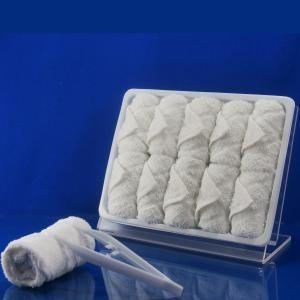 Buy cheap Compressed Dobby 27x27cm Refresher Towel product