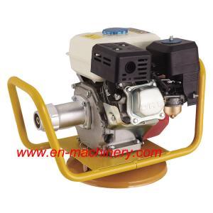 Buy cheap Petrol Diesel Powered Concrete Vibrator with concrete vibrator shaft product