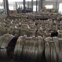 Buy cheap Material EN 1.4113 ( DIN X6CrMo17-1 ) AISI 434 Stainless Steel Drawn Wire from wholesalers