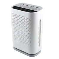 Buy cheap Kitchen HEPA 40W 35m2 Ionizers Air Purifier Copper Motor from wholesalers