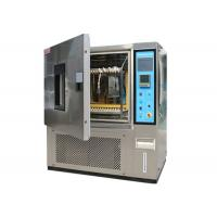 Buy cheap Air cooling High and low Temperature HumidityChamber , Climatic Test Chambers product