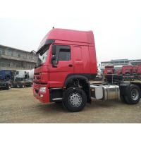 Buy cheap Howo7 6X4 Tractor Trailer Truck LHD 10 Wheels HW 79 High Roof Cab Two Berths 102 km / h product