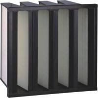 Buy cheap V-Cell Filters with Multiple Mini-Pleat Modle Packs. product
