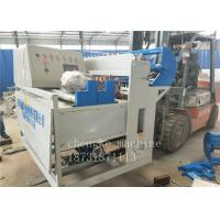 Quality Low Carbon Hot Dipped Galvanized Wire Mesh Fence Machine Automatic For Anti for sale