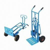 Buy cheap 2-in-1 foldable hand truck product